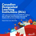 CANADA DLI's Update