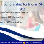 SAT scholarship for Indian students